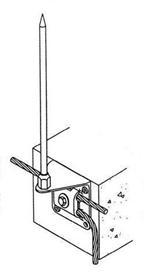 Lightning Rod Parts Equipment